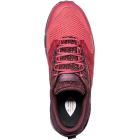 VAUDE TRK Lavik STX - Chaussures Femme - rouge